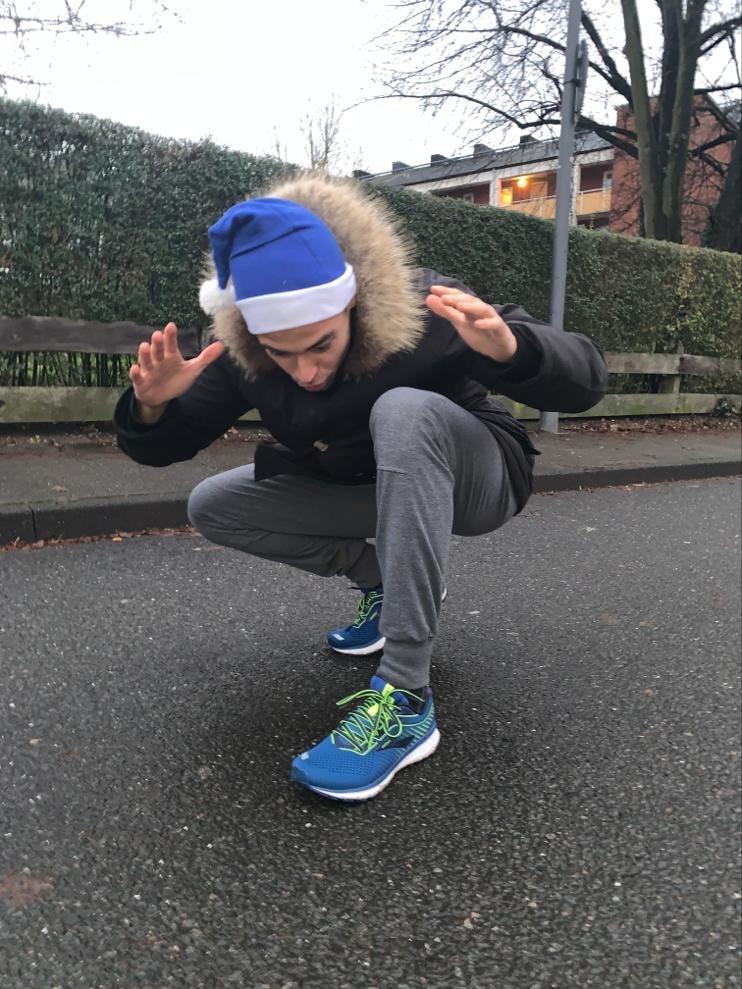 Die richtigen Laufschuhe für schwere Läufer Persönlicher